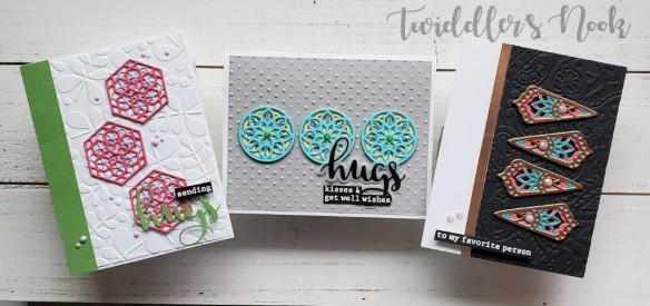 Spellbinders Small Die of the Month – June 2019 |